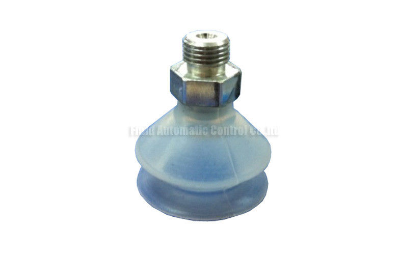 8mm - 125mm PU / Silicon VASB Vacuum Pad Vacuum Component For Automotive And Stamping Industrial