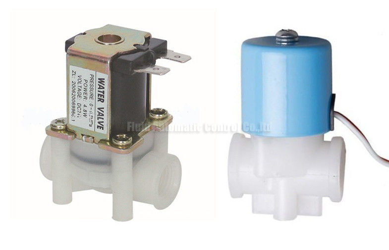 Water solenoid valve for ro system purifier and