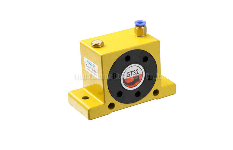 "GT-32 Pneumatic Gear Vibrator With Port Size G3/8"" For Industrial Feeding Conveyor System"