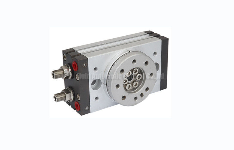 Compact Rotary Table Pneumatic Air Cylinder , Linear Actuator Gas Cylinder