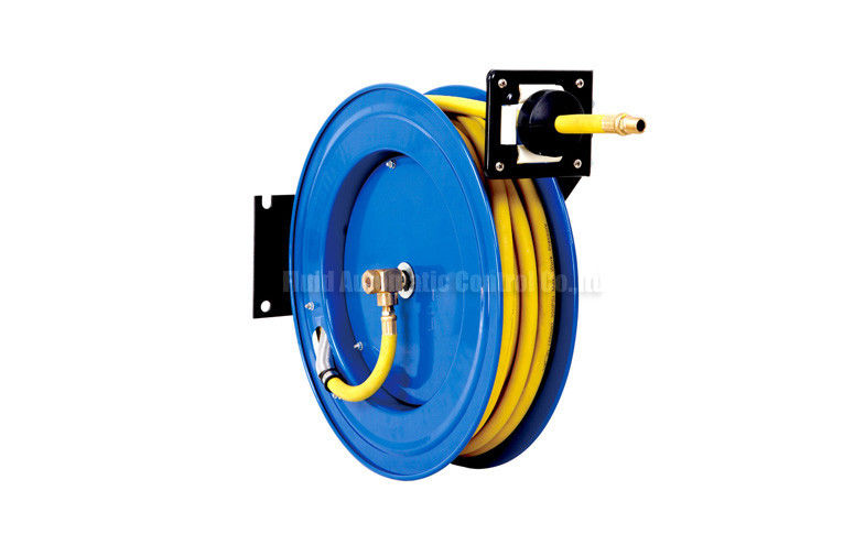 10m And 15m Capacity Auto Hose Reel For Reinforece Rubber Hose