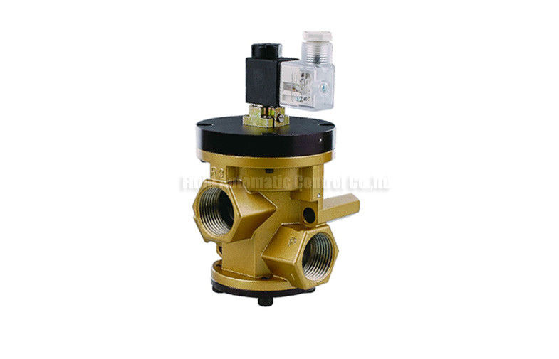 Solenoid Valve Two Position Three Way