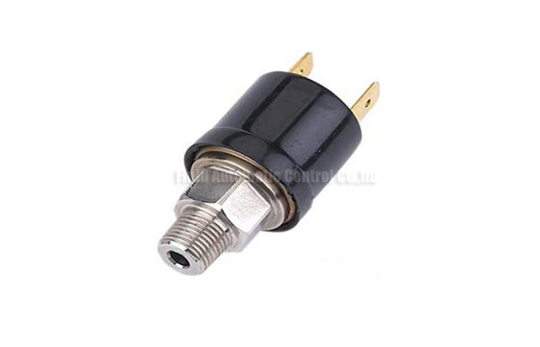 Stainless Steel Pressure Switches 45bar SPST-NC Switch For Refrigeration System