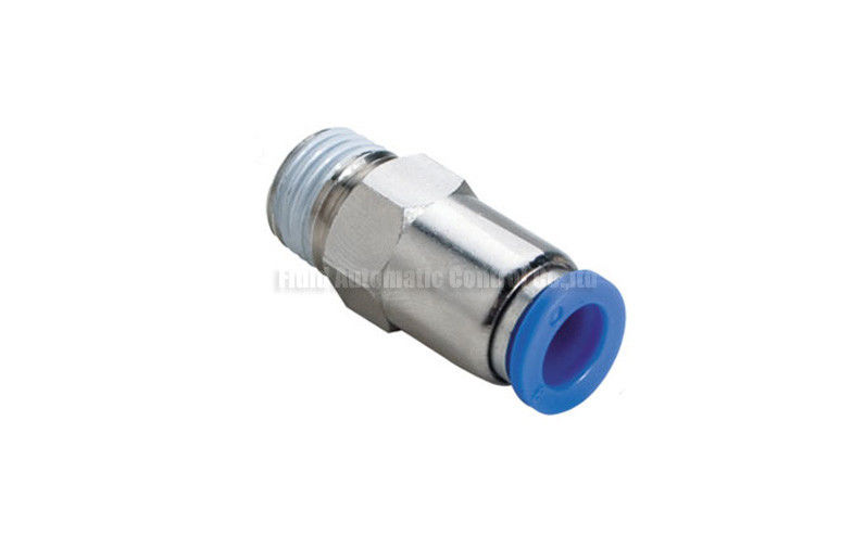 Quot npt one way check valve fitting non return tube