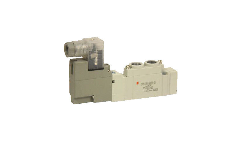 Pilot Operated Directional Control Valve SY3120,SY5120 With Din Connector For Dust-proof