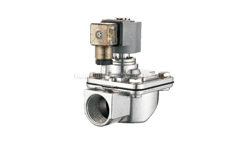 Pilot Control Valve : Ca rca right angle pulse jet valve g quot remote