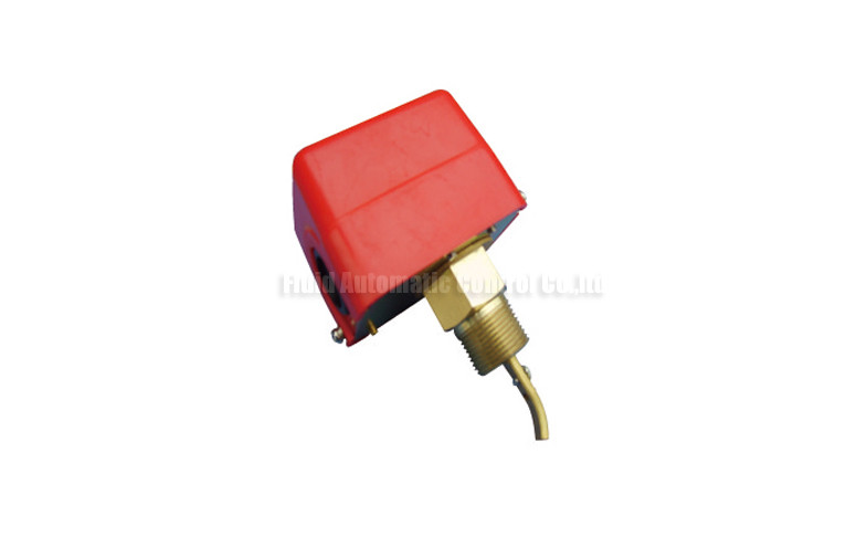 Brass paddle flow switch air pressure switches
