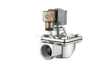 "China CA / RCA Right Angle Pulse Jet Valve G1/2"" - G3"" , Remote Pilot Solenoid / Air Control distributor"