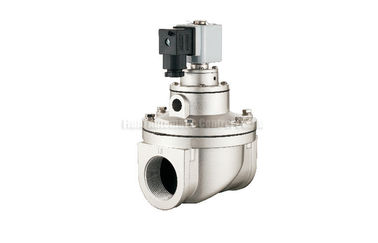 China Dust Collector Straight Line DMF-T Solenoid Pulse Jet Valve 0.4mpa factory