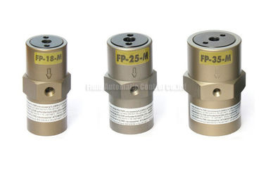 "China Industrial Pneumatic Piston Vibrator 166Hz 1080N For Vibrating Feeder G1/8""~G1/4"" distributor"