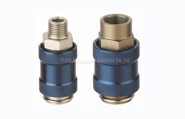 China HSV Hand Slide Valve Two Position Three Way With Both Ends Female Thread distributor