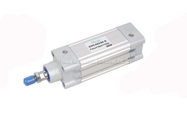 China Square Double Acting Pneumatic Air Cylinder factory