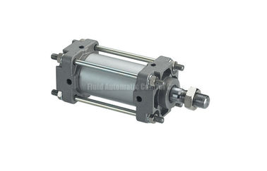 China CA1 Double Acting Pneumatic Air Cylinder 40mm - 100mm , Tie Rod Gas Cylinder factory