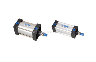 China SC Tie-rod Pneumatic Air Cylinder , Linear Actuator Cylinder factory