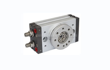 China Compact Rotary Table Pneumatic Air Cylinder , Linear Actuator Gas Cylinder factory