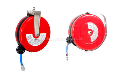 China Metal Housing Auto Hose Reel For 15Bar PU Braided Hose,Compact Air Balancer distributor