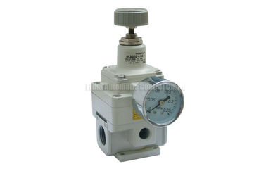 "China G1/4"" High Precision 0.005~0.8Mpa Manual Operated Air Regulator And Air Control Regulator distributor"