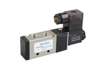 China 4V210-08 Pilot Operated Solenoid Valve For Pneumatic System Directional Control distributor