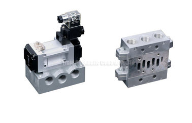 China ISO Solenoid Valve 5/2  With Manifold Block YPC Equivalent factory
