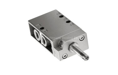 China MFH Tiger Solenoid Valve Two Position Five Way Festo Standard G1/4 , G1/8 distributor