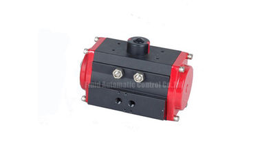 China ISO5211 DIN3337 and NAMUR standard mounting double action single action Rack & pinion  Pneumatic Actuator factory