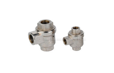 "China Brass Pneumatic Air Quick Exhausting Valve , G1/8"" - G1/2"" Fast Exhaust Valve factory"